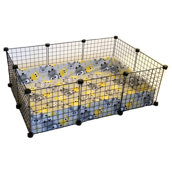 Blue plaid bedding - Bedding Liners For Guinea Pig Cages C Amp C Cages Accessories Bedding