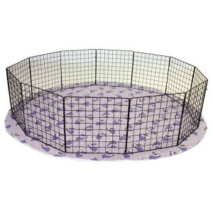Guinea pig playpens fleece cage for Coroplast guinea pig cage for sale