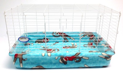 Super Pet Spread | PiggyBedSpreads.com – Fleece Cage ...
