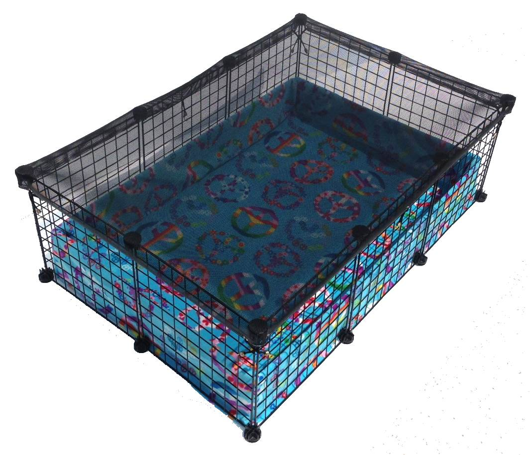 safe pet c c cage fleece cage