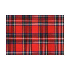 Stewart Plaid Red
