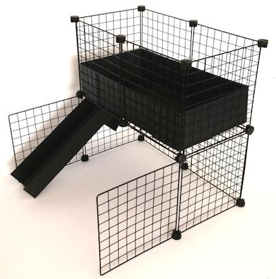 Loft coroplast tray clearance for Coroplast guinea pig cage for sale