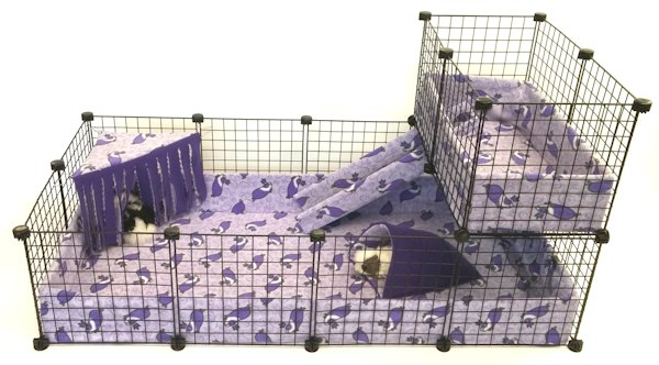 Piggybedspreads Com Fleece Cage Bedding Liners For
